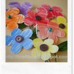 Lavoretti per la festa della mamma: fiori veloci veloci, il tempo stringe!