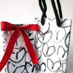 Buste e sacchetti faidate per i regali di San Valentino