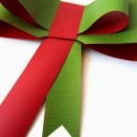 Countdown Natale: Paper Bow fiocco di carta
