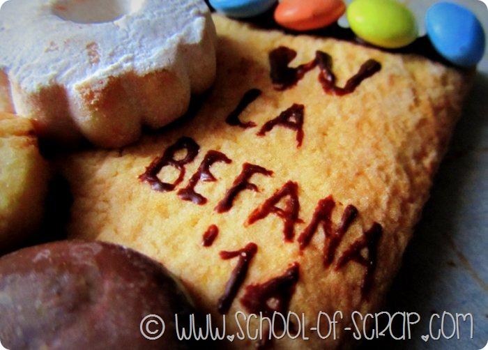 Arriva la Befana: facciamo la calza dolce di pasta frolla