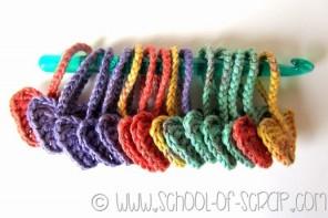 Scuola di Uncinetto: piccolo evento per aiutare e fare crochet con il cuore