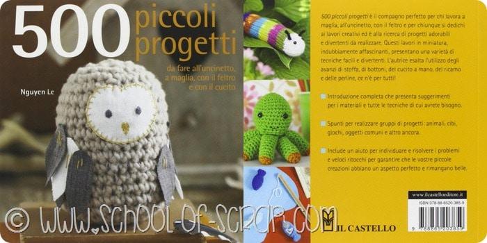 Libri di progetti a crochet: due nuovi titoli da farsi regalare a Natale
