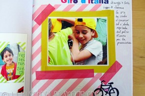 L'importanza di conservare i dolci momenti: scrapbooking e #KinderDiario
