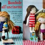 Libri e crochet: Bambole all'uncinetto di Isabelle Kessedjian